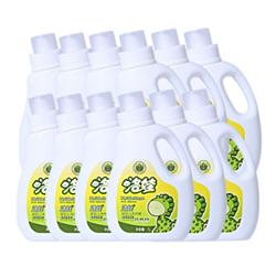 洛娃婴儿瓶装儿童洗衣液12瓶组合装