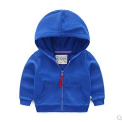 I.K印象童年1-8岁儿童新款休闲连帽外套