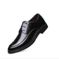 MEXICAN稻草 经典商务皮鞋