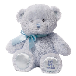 GUND BabyGUND我的第一次泰迪熊毛绒玩具