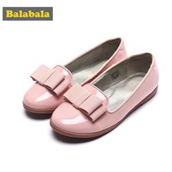 巴拉巴拉春季新款中大童公主鞋