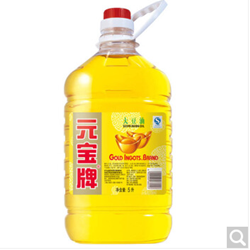 元宝大豆油食用油5L