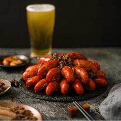 小龙虾4-6钱净虾800克