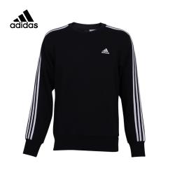 阿迪达斯Adidas男士秋季新款运动卫衣