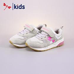 红蜻蜓春秋款女童中童运动复古鞋