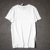 男女情侣亲子同款纯棉t恤