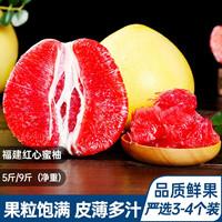 福建平和红心柚子